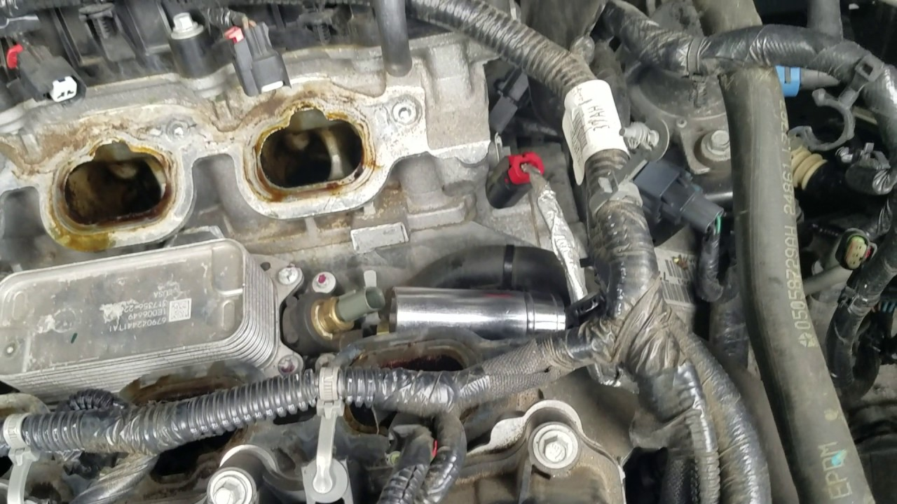 2015 dodge grand caravan chrysler town country oil pressure switch replacement [ 1280 x 720 Pixel ]
