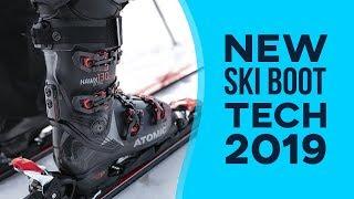 Ski Boots - New Ski Boot Tech 2019
