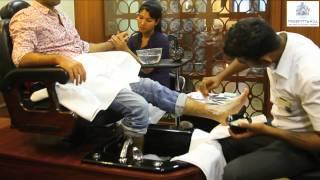 Manicure & Pedicure Service at Truefitt & Hill