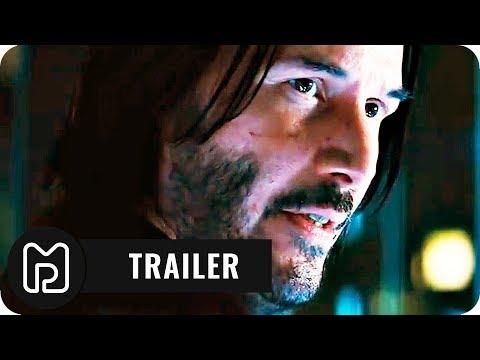 JOHN WICK 3 Trailer 2 Deutsch German (2019) Parabellum
