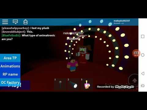 Elizabeth Afton Death Roblox Version Youtube