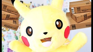 Mail Man Monday Ep #179 (OPENING MAIL AS PIKACHU!!!)
