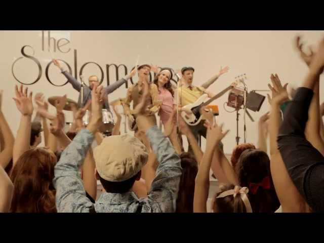 The Solomons - The Sunny Side of Soul