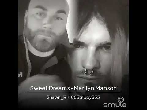 Sang sweet dreams with this guy on smule karaoke check it out