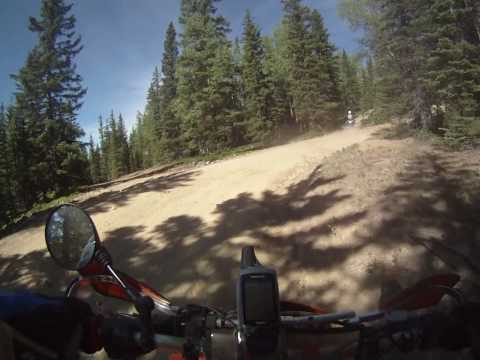DS Ride Carson National Forest.mp4