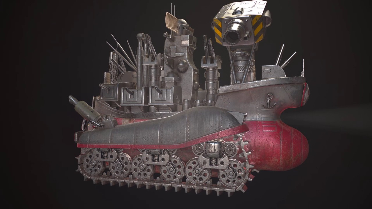 Big Shiee Metal Slug Fan Art Test 01 Youtube