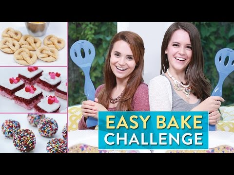 Generate EASY BAKE CHALLENGE! Pictures
