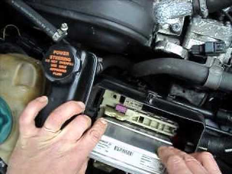 Volvo Ecu Removal And Installation