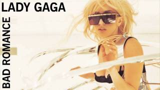Lady GaGa - Bad Romance (100% Official Instrumental Without Backup Vocals) HD w/ Lyrics