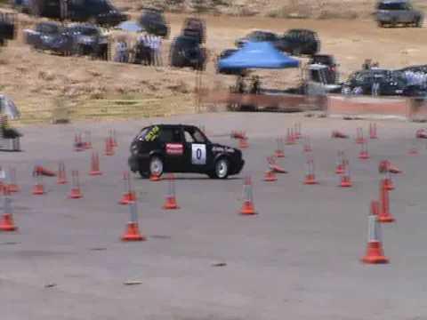 Speed Test Lebanon 2009 Said Zacca