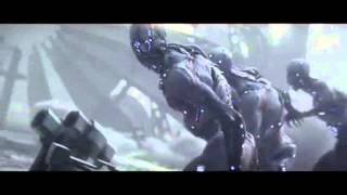 Mass Effect 3 - Take Back Earth Trailer (Prometheus trailer music)