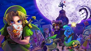 Why Majora's Mask is My Favorite Work of Art Ever Made