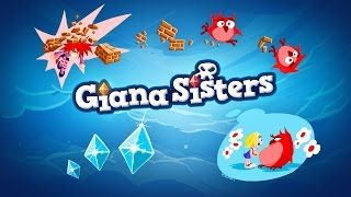 Giana Sisters 2D - Steam Launch Trailer