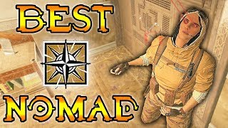 BEST WAY TO USE NOMAD - Rainbow Six Siege (Operation Wind Bastion)