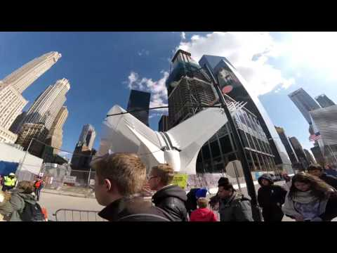 Belo USA New York/Philadelphia/Washington DC trip 2016 [GoPro]