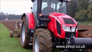 Zetor UK / Forterra HSX 140 in the field