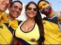 Sexy girls  2014 FIFA World Cup Brazil     Sexy World Cup Fans   Beautiful Girls Part 1