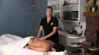 How to Give a Deep Tissue Lower Back Massage : Deep Tissue Massage