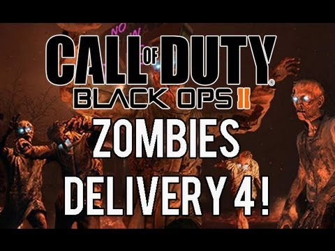 Black Ops 2 Zombies : Work Bench ? - NEW Easter Egg