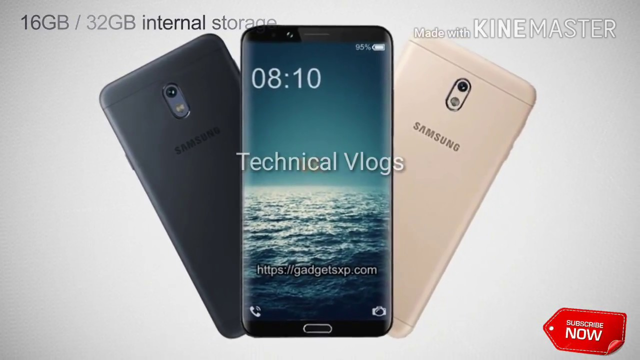Samsung Galaxy J4 (2018) Price, Specifications , Features