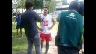 Entrevista Esporte Clube ASA da amazônia