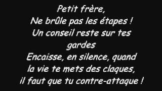 Ridsa - Petit frère, petite soeur. (Lyrics) thumbnail