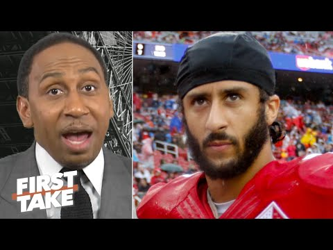 Stephen A. Smith says two NFL teams are interested in Colin Kaepernick