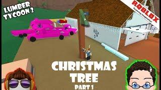 Roblox - Holz Tycoon 2 - Weihnachtsbaum Zeit (Teil 1)