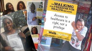 #WalkTogether for #HealthForAll