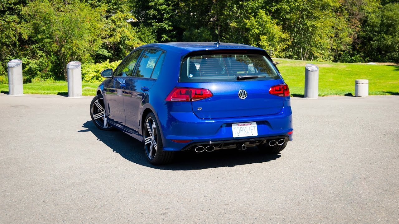 volkswagen golf  stealth ecohitch trailer hitch torklift central youtube