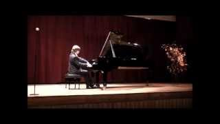 Isaac Albeniz - Granada - Suite Espagnole op. 47 - Michal Landowski