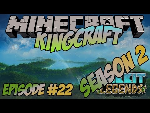 Ghast Hunter - Minecraft KingCraft (Tekkit Legends) - Episode 22