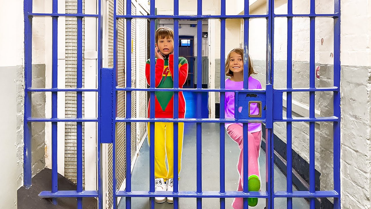 ВЛОГ Тюрьма #