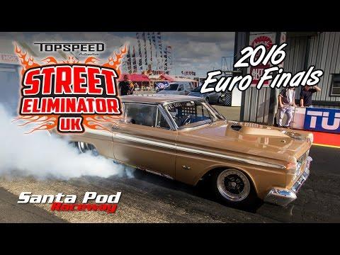 Street Eliminator 2016 - FIA European Finals