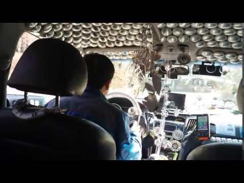 The Strangest Taxi in Seoul