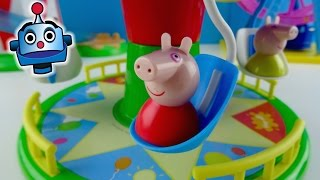 Peppa Pig Tiovivo Fairground Ride Game - Juguetes de Peppa Pig