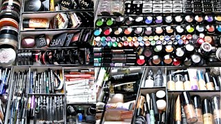 BIGGEST MAKEUP COLLECTION EVER