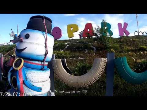 Sta.Rita Eco Park Ride.