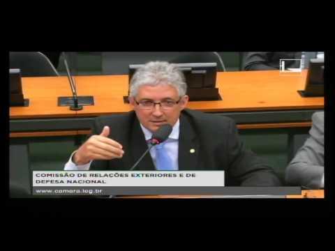 RELAÇÕES EXTERIORES E DE DEFESA NACIONAL - Reunião Deliberativa - 09/08/2016 - 15:00