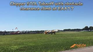 Chipper STOL Takeoff