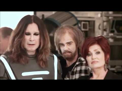 Justin Bieber And Ozzy Osbourne- Commercial (Official And Behind The Scenes)