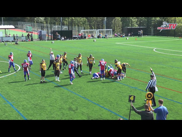 Sussex Thunder 2019 - Highlights vs Hertfordshire Cheetahs