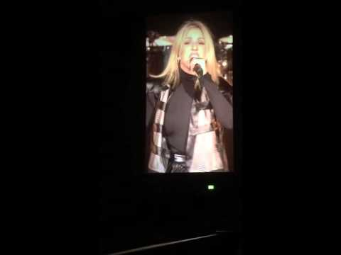 Ellie Goulding - Aftertaste ( Delirium world Tour )