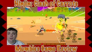 Ninjin: Clash Of Carrots Review - Mumbles Game Review