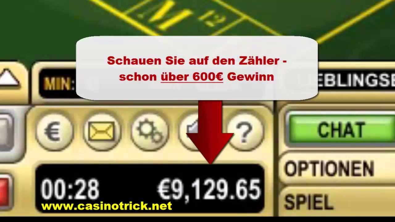 Online Casino Taktik