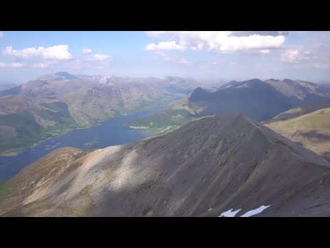 The best view I have ever seen!! - mtb - Scotland