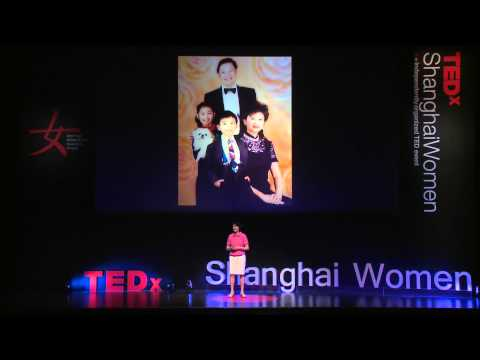 Raise the Bar for Yourself | Nora Wu | TEDxShanghaiWomen