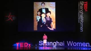 Raise the Bar for Yourself | Nora Wu | TEDxShanghaiWomen