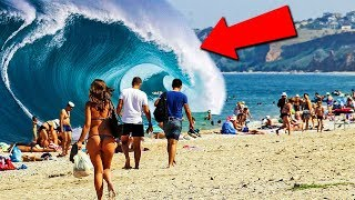 10 Biggest Waves And Tsunami Ever Caught On Camera