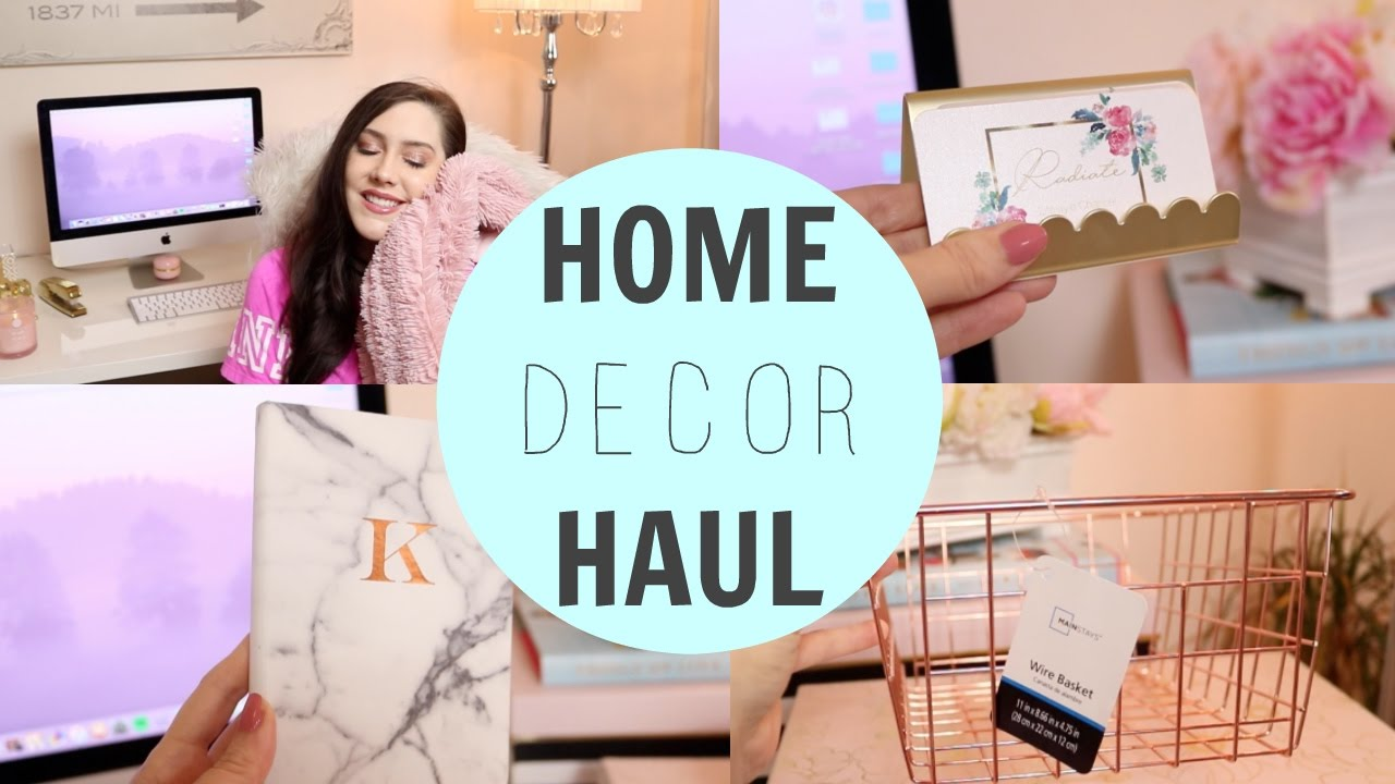 home decor haul 2017 target homegoods tjmaxx doovi